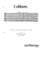 cobham (satb) (pdf if ordered for entire choir)