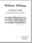 chester (satb) (pdf if ordered for entire choir)