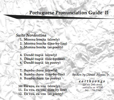 suite nordestina pronunciation cd