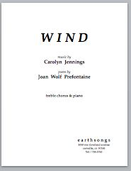 wind (treble chorus) pdf if ordered for entire choir