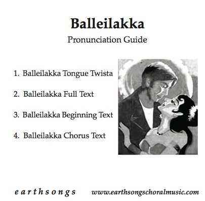 balleilakka pronunciation cd