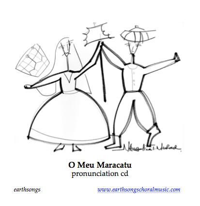 o meu maracatu pronunciation cd