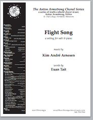 Flight Song (satb)