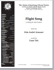 Flight Song (ssaa) - Click Image to Close