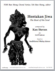 hentaken jiwa (satb) - Click Image to Close