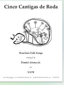 3 korean folk songs (satb)(pdf if ordered for entire choir