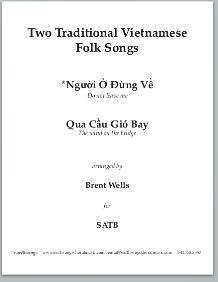 Nguoi O Dung Ve (satb) - Click Image to Close