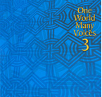one world many voices vol 3 packet of music