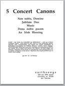 an irish blessing (satb)