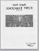 ascendit deus (tttbb) (pdf if ordered for entire choir)