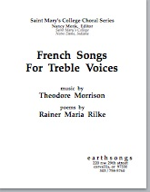 french songs (ssa/sma) (pdf when ordered for entire choir)