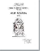 ave maria (carrillo) (ssaa)
