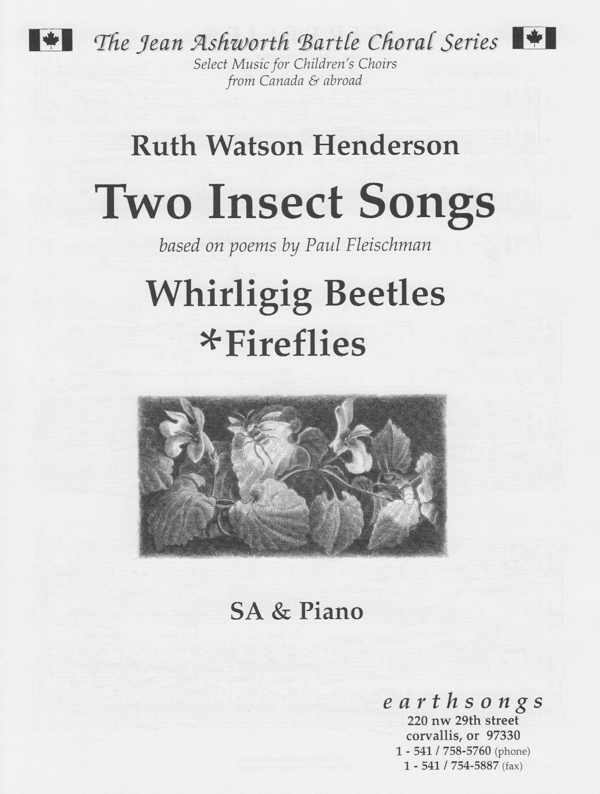 fireflies (sa) (pdf if ordered for entire choir)