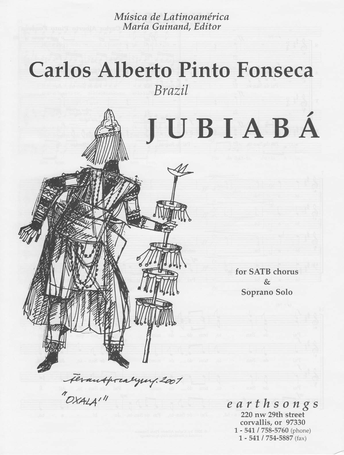 jubiaba (satb) (pdf if ordered for entire choir)