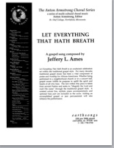 let everything that hath breath (satb)