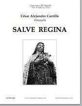 salve regina (carrillo) (satb)
