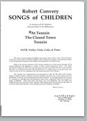 at terezin (satb) (pdf if ordered for entire choir)