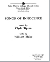 songs of innocence (ssaa) (pdf if ordered for entire choir)
