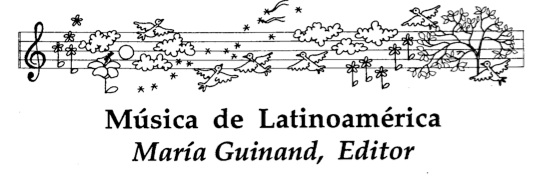 musica de latinoamerica (all pieces in series)
