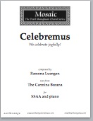 celebremus! (ssaa) - Click Image to Close