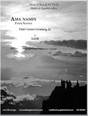 ama namin (pater noster) (satb)