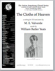 The Cloths of Heaven (ssa)