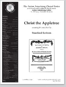 Christ the Appletree ssaa
