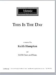 this is the Day (satb)
