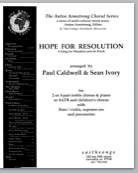 hope for resolution (parts)