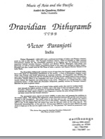 dravidian dithyramb (ttbb) (pdf if ordered for entire choir)
