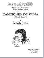 canciones de cuna (satb) - Click Image to Close