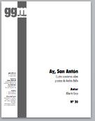 ay san anton (pdf if ordered for entire choir)